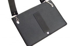Acer Iconia Tab W500 Case rear view with shoulder strap