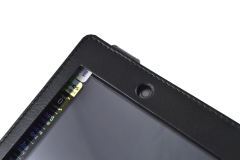 Archos 70 oxygen tablet case detail front camera
