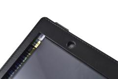 Archos 70 oxygen tablet case detail front camera