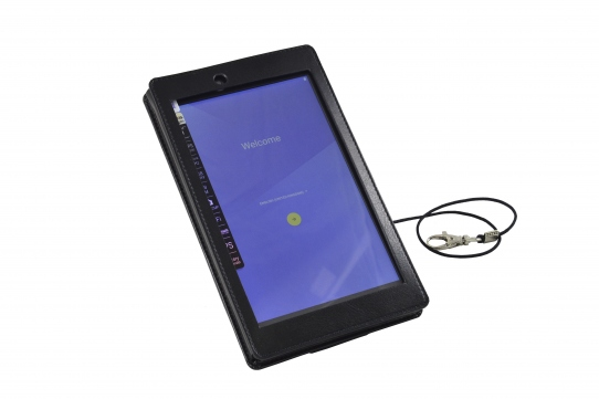 Archos 70 oxygen tablet case front view