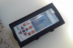 Custom Leathercraft Manufacturing case terminal measuring electromagnetic waves