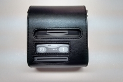 Custom Leathercraft Manufacturing mobile printer case