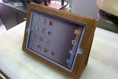 Custom Leathercraft Manufacturing ipad cases