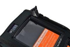 Datalogic Falcon X3 case detail screen stylus