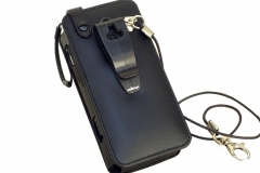 Honeywell Dolphin 60S Leather Case for restaurants back view