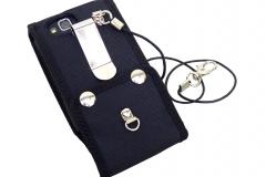 Motorola TC55 Zebra Handheld Case rear view