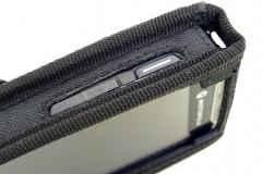 Motorola TC55 Zebra Handheld Case left detail view