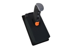 Holster pistol grip carrying case front view