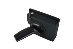 Holster pistol grip carrying case mini side detail