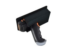 Holster pistol grip carrying case right side view