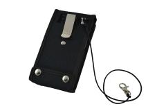 Honeywell EDA51 case side view rear clip belt