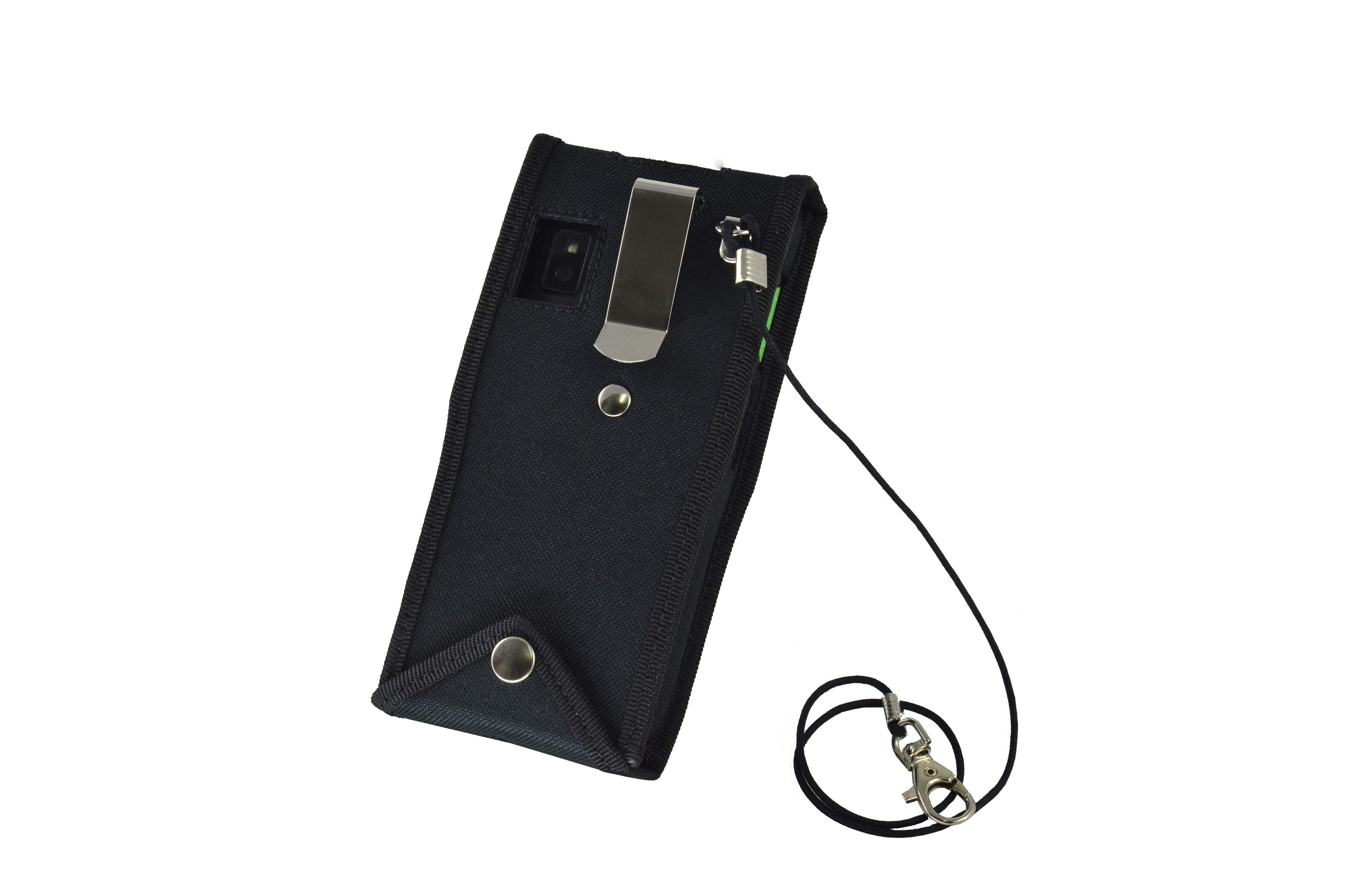 Honeywell ScanPal EDA 50K case rear view metalic belt clip