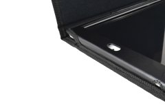 Ipad Nylon industrial protective case detail hole front camera