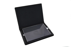 Ipad Nylon industrial protective case view detail lid open