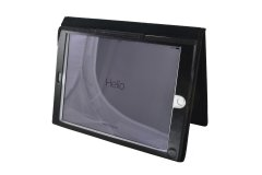 Ipad industrial case view fold horizontal