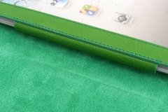 iPad 3 Leather Case detail
