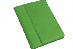 iPad 3 Leather Case front view