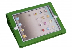 iPad 3 Leather Case special view