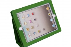 iPad 3 Leather Case other position
