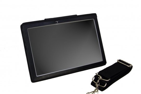 Lenovo TAB 2 A10-70 Tablet Case front view shoulder strap