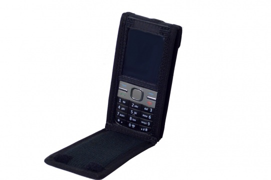 Nokia C5 Mobile rugged Case for airports open view