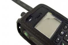 Motorola Tetra MTP3250 Case detail screen view