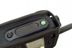 Motorola Tetra MTP3250 MTP3550 Case left side view detail