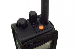 Motorola Tetra MTP3250 MTP3550 Case top closure detail
