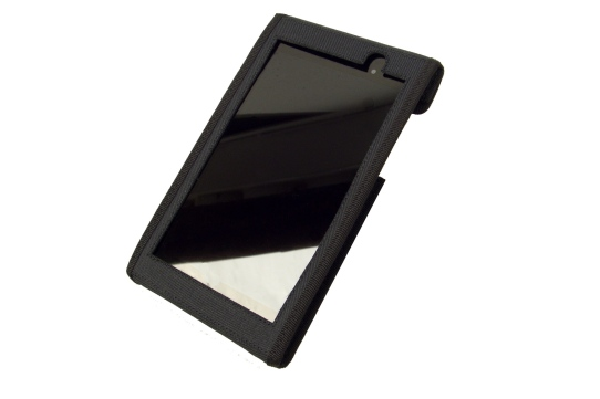 Nexus 7 Nylon Tablet Case front detail