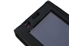 Protective Case Nautiz X4 Handheld top detail view