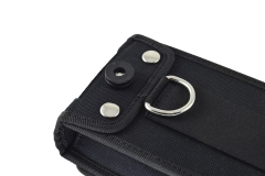 Removable Swivel Belt Clip accessory ring mounted case