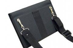 Samsung Galaxy Note 10 Tablet Case rear view shoulder strap
