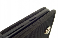 Samsung Galaxy TAB A Tablet Case detail top buttons
