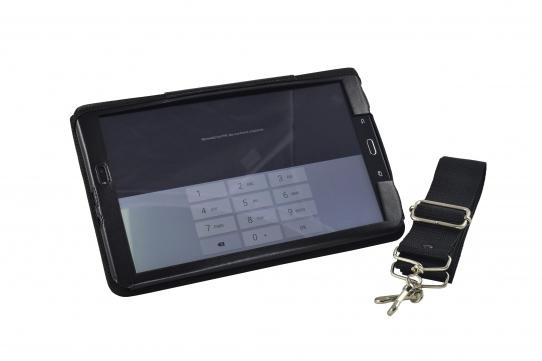 Samsung Galaxy Tab A6 Tablet Case sm-t580 exterior view