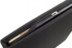 Samsung Galaxy Tab S 10 Nylon Tablet Case side detail