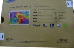 Samsung Galaxy Tab S 10 Nylon Tablet Case packaging