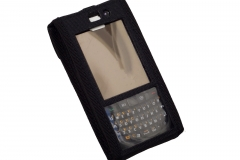 Motorola ES400 Rugged Case second front view