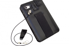 Samsung Galaxy Tab Case for Restaurants rear view
