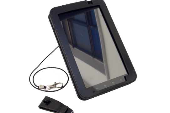 Samsung Galaxy Tab Case for Restaurants front view