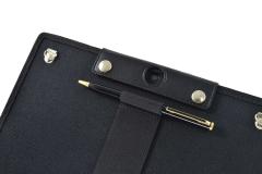 Tablet Case Lenovo Tab3 10 plus detail rear camera portastylus