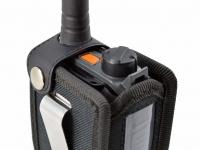 TPH900 handheld mobile Tetrapol radio Airbus case
