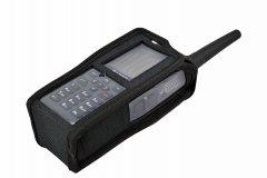 TPH900 handheld mobile Tetrapol radio Airbus case front side