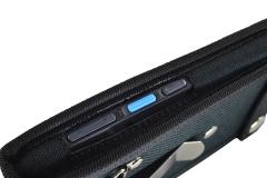 Unitech EA500 case detail left side