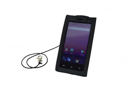 Unitech EA500 case front view