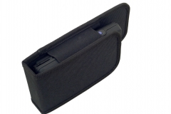 Universal holster PDA side view