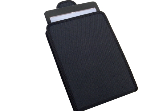 Universal Holster Tablet front view