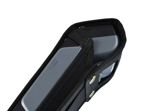 Verifone X990 Case detail side right