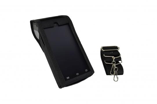Verifone X990 Case front view shoulder bag