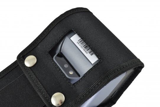 Verifone X990 Case detail flap closure