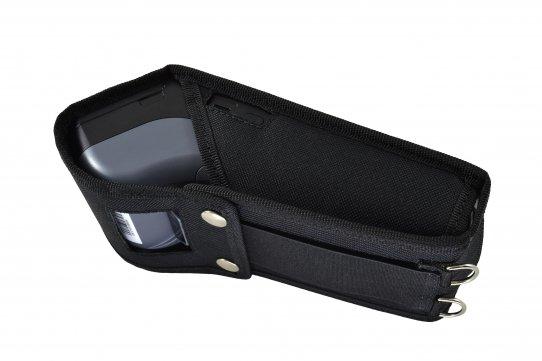 Verifone X990 Case full left side view